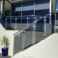 High quality aluminium railing parts indoor stair railings, aluminum balcony railing