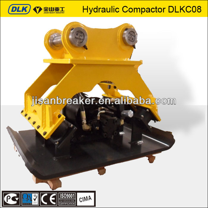 excavator plate compactor for komatsu PC300
