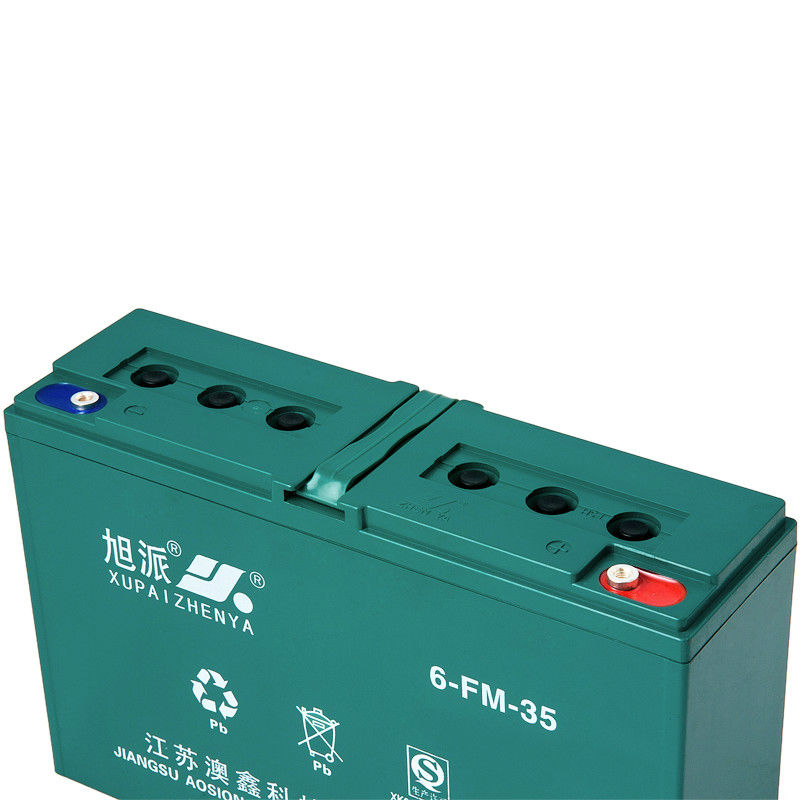 MF sealed two wheel electric bike battery 12v35ah nickel iron battery