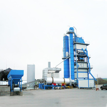 Xinyu Most Popular Road Construction Equipment 120t/h Stationary Hot Mix Asphalt Plants for Sale
