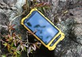 4inch waterproof phone dual core 512M+4G GPS Optional 3G 850/1900MHz landrover a8 MTK6572 rugged cell phone with dual sim card