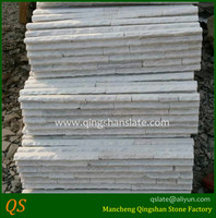 natural crystal snow white quartz stone veneer