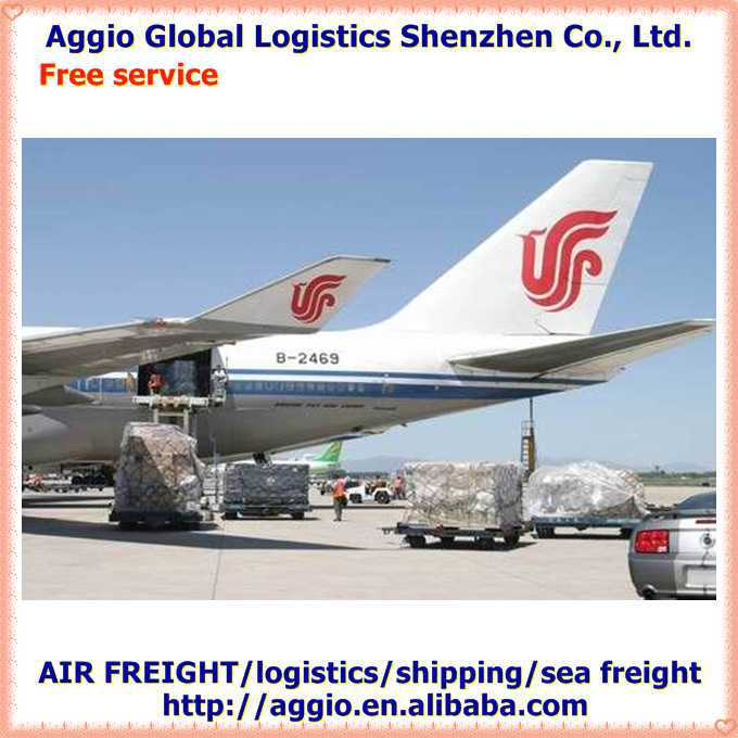 aggio shenzhen container shipping service china los angeles