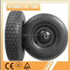 4 to 16 inches customize color polyurethane wheels SHVC 169 standard 4.00-8