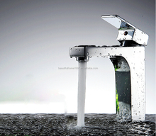 Wholesale the bathroom basin faucet with exquisite water ridge faucet parts