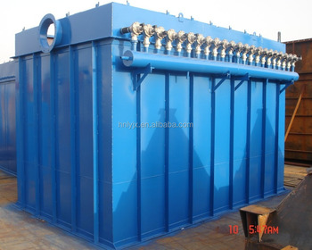 Competitive Price Industrial Bag Filter Type Pulse Jet Dust Collector