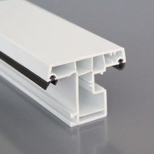 Beidi co-extrude pvc window profiles with high quality
