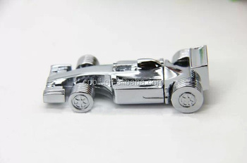 Race car usb flash drive for wholesale custom