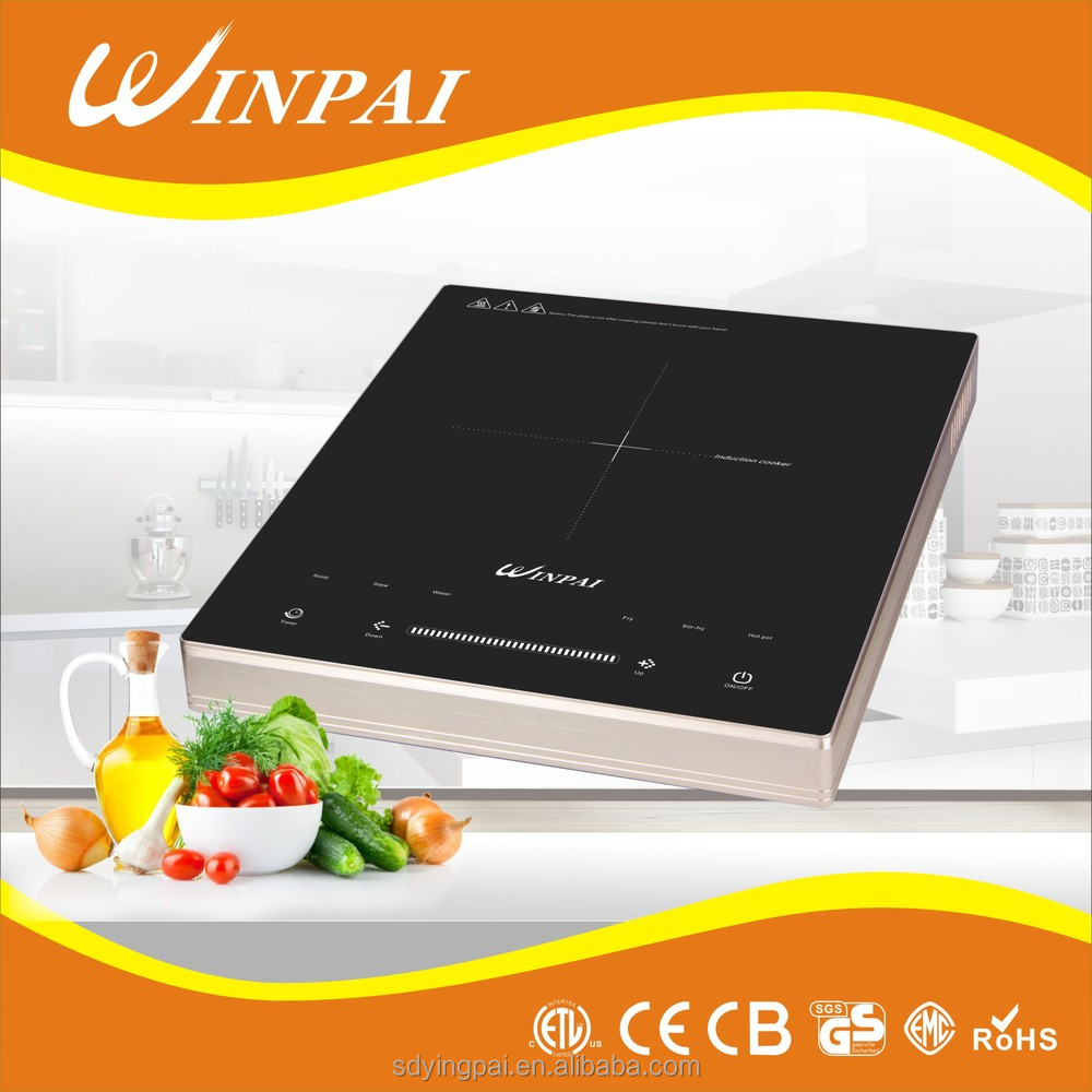 High Quality Kitchen Appliances Ceramic Plate Induction Cooker Magnetic Induction Plate