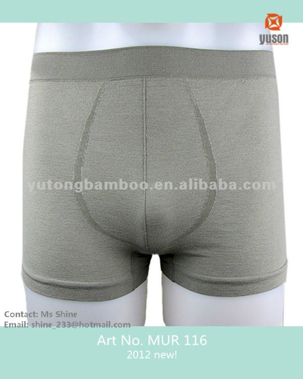 boxer men underwear booty shorts