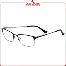 Laura Fairy China Franchise Fake Designer Elastic Metal Prescription Eyeglasses Frames