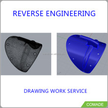Reverse engineering service and 3d scanning service
