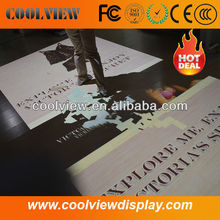 standard 1024*768 pixels entertainment advertising custom size CE certificate interactive projector games