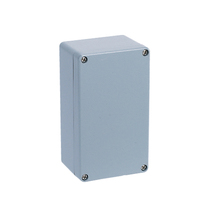 Electrical Aluminum Die Cast Enclosure IP66 Distribution Box