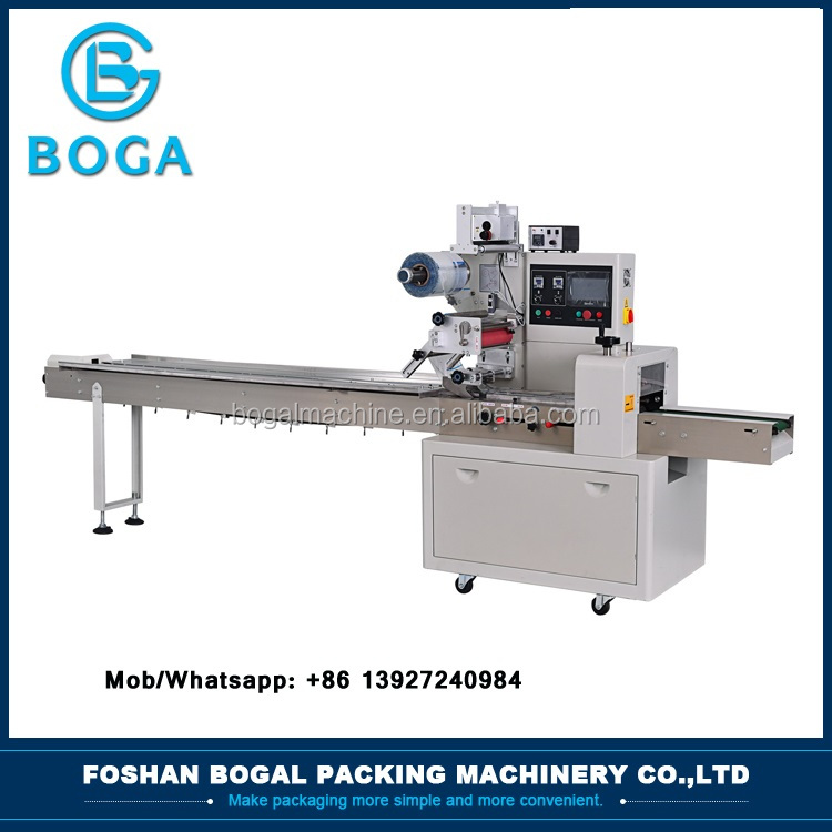 Ice Lolly pack machine food wrapping machine