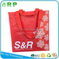 Craftsmanship design various size and partten hot sale laminated non woven tote bag