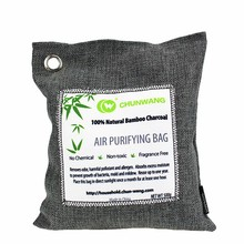 nature pure bamboo charcoal car Deodorant and Air Purifying bag