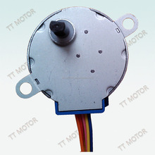 geared micro rb pm step motor