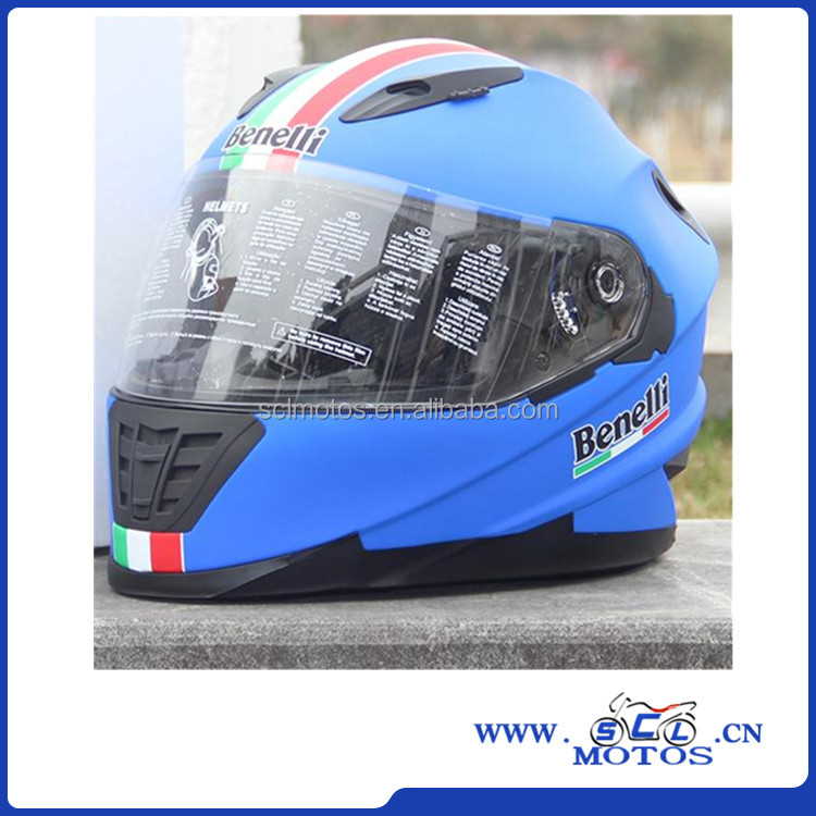 SCL-2016040098 BENELLI Motorcycle Helmets Wholesale China Supplier with L XL