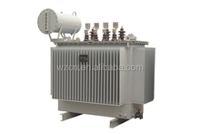 11KV Hermetically sealed distribution transformer 200KVA with Copper Winding
