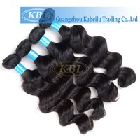 Unprocessed cheap 27 piece hair weave grey, Wholesale buy bulk hair weave for sale in zambia