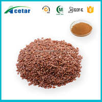 Pure natural herbal common flax/linseed extract