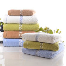 New Style Hypoallergenic Organic Cotton Bath Towel With Custom Logo