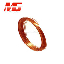 0.1mm 0.2mm 0.3mm Factory Price Voice Coil Copper Winding Wire Self Bonding Enamel Copper Wire