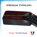 Hot Android IPTV Box Quad Core iPremium TVonline+ better than mag250 mag254