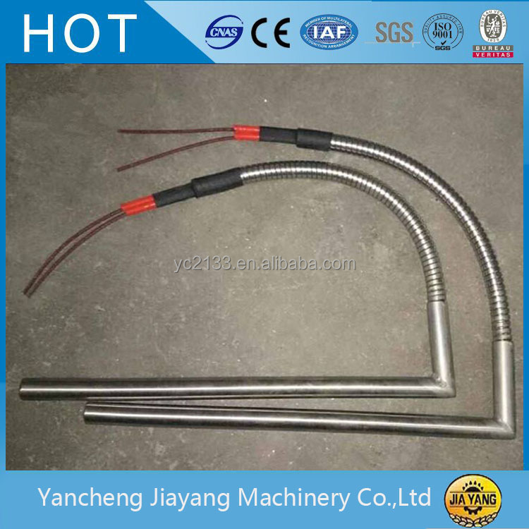 Ceramic Electric Cartridge Heaters with external lead wire
