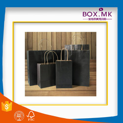 Recyclable Good Quality Food Grade Kraft Packaging Bag For Suits