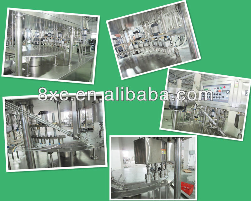 drinking chocolate doypack filling machine
