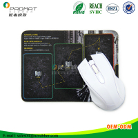 Gaming control mouse pad/ Thermal transfer sublimation game mat