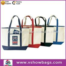 2014 summer beach tote for cotton canvas tote