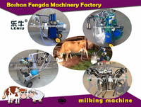 Dairy used goat milking machine for sale