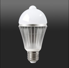 2014 China new PIR sensor light emitting diode bulb lighting bulb