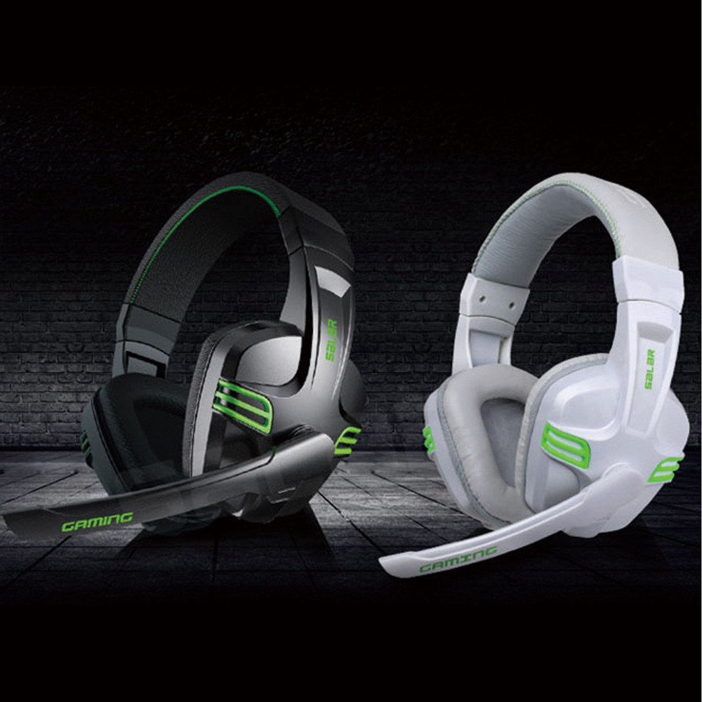 Hot Item KX101 Best headphone 3.5mm Stereo Sound PC Gaming Headset Over Ear Headphone with Mic for PC Remote ,Computer Game