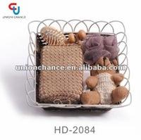 Promotion Basket Bath Gift Set/Spa Set