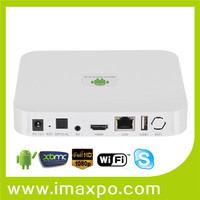 KODI Pre-installed S805 Quad Core TV BOX with free TV support CCTV Arabic and Pinoy_ako