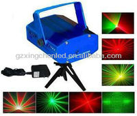 Guangzhou Disco RG programmable mini laser stage lights show projector