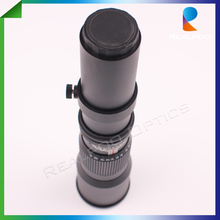 650-1300mm F8.0-16 Ultra Telephoto Zoom Lens with T-Mount for Canon for Nikon for Sony for Olympus Camera DSLR