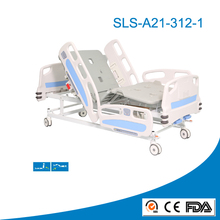 Patient Bed 2 Crank Electric Home Care Multi Functional Medical Furniture