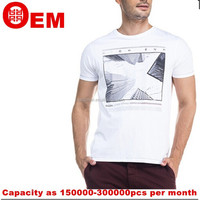 2015 fashionable new Men's products fashion graffiti 3D fashion new trend t-shirts