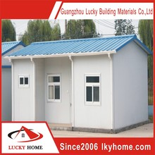 Manufactured Mobile Bar Truck Homes Large Span Prefab Panel Buildings for Sale