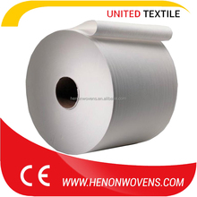 55%woodpulp 45%polyester disposable nonwoven wipes / industrial wipes
