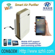 Health Product HCHO & PM2.5 Detector, Smart Wifi Air Quality Detector, Indoor Air Monitoring Smart Air Purifier