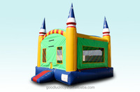 Popular gaint jumper bouncer house/inflatable air bouncy/combo castle games for kids play