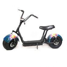 Netherlands warehouse 2000 watts 60V20AH Electric scooter / electric motorcycle with 2 wheel scooter