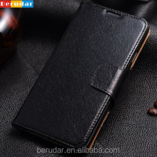 Best selling alibaba cheap phone accessories for samsung note 3 flip leather case