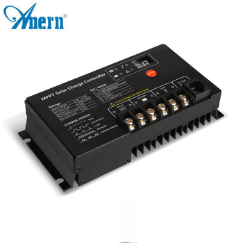 AC DC hybrid Mppt Solar Energy Charge Controller